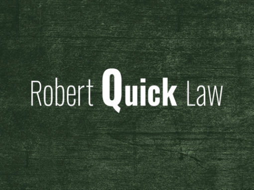 Robert Quick Law